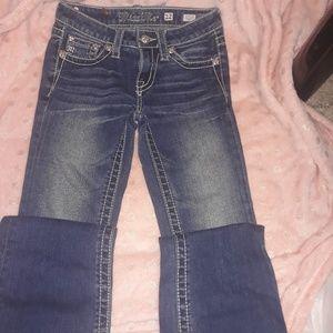 Jr miss me jeans
